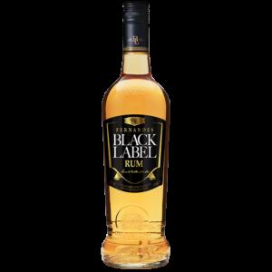 Fernandes Black Label Rum (1L)