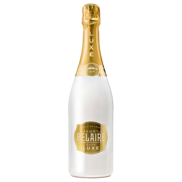 A single bottle of Luc Belaire Luxe