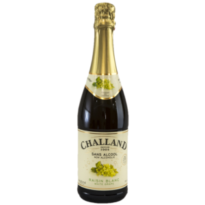 Challand White Grape Sparkling Juice