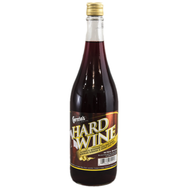 Correia's Hard Wine