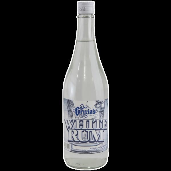 Corriea's White Rum
