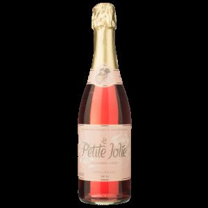 A bottle of La Petite Grape and Strawberry 750ml